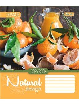 А5/60 кл. 1В Natural Fruits -17 тетрадь ученич. (760418) [4823092216649]