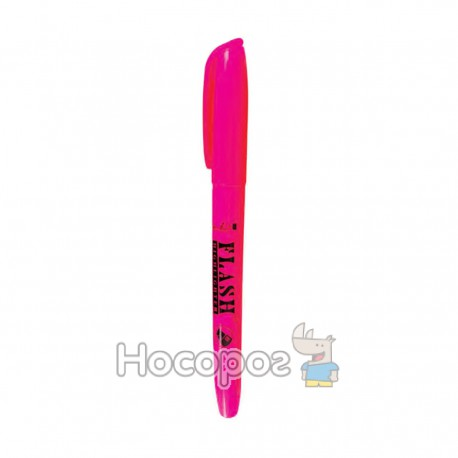 Маркер текстовый 1110-2511 Flash Highlighter розовый