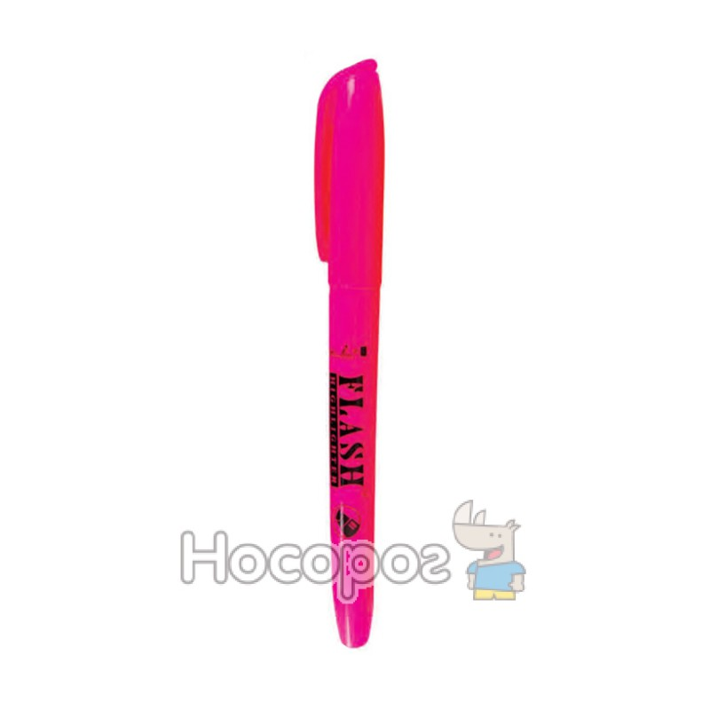 Фото Маркер текстовый 1110-2511 Flash Highlighter розовый