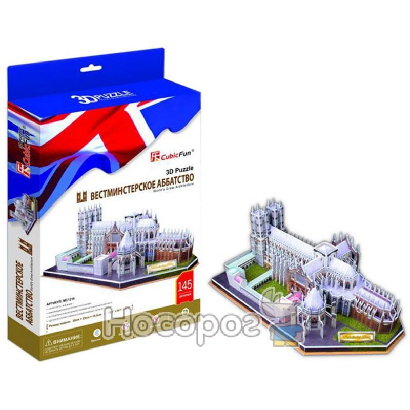 Фото Пазл 3D Вестминстерское аббатство