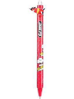 Ручка масляная YES «Comic machines» автоматическая, 0,7 мм, синяя (412004) [5056137178094]