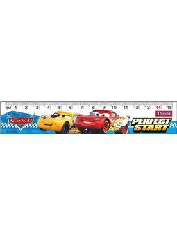 "Линейка 1Вересня 15 см ""Cars"" (370540) [5056137175673]"