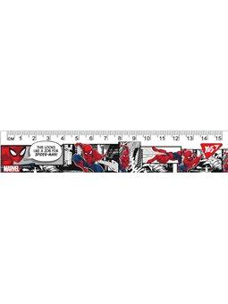 """Линейка YES 15см """"Marvel"""" (370552) [5056137175444]"""