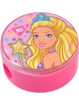 "Точилка круглая ""Barbie"" (620415) [5056137191284]"