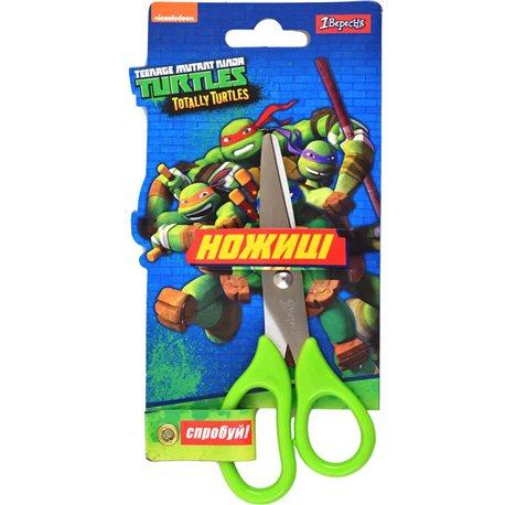 "Ножницы 1Вересня 13см ""Ninja Turtles"" (480378) [5056137148714]"