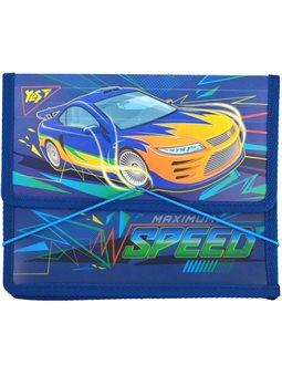 "Папка для тетрадей YES пласт. на резинке В5 ""Speed Car"" (491566) [5056137198948]"