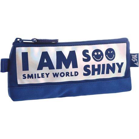 """Пенал мягкий YES TP-02 """"Smiley world"""" (532341) [5056137193271]"""