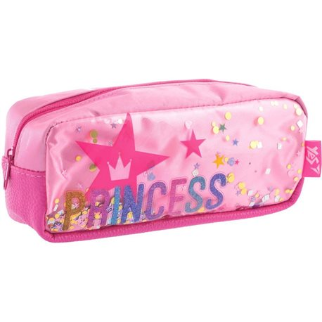 "Пенал мягкий YES TP-08 ""Princess"" (532383) [5056137147397]"