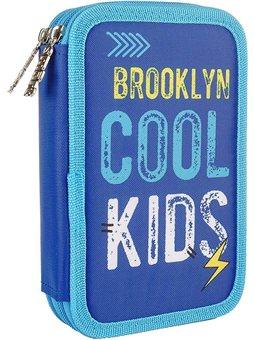 Пенал твердый SMART двойной HP-01 Cool Kids (532812) [5056137180943]