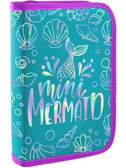 "Пенал твердый YES одинарный без клапана HP-02 ""Mermaid"" (532856) [5056137177172]"