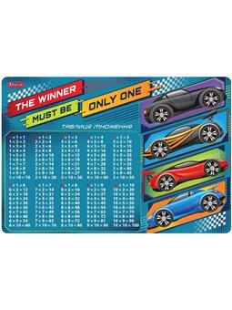 """Подложка для стола 1Вересня детская """"Winner"""" (491643) [5056137198115]"""