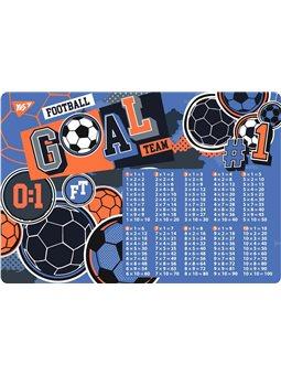 """Подложка для стола YES детская """"Football"""", умнож (491805) [5056137157198]"""