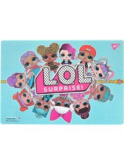 """Подложка для стола детская """"LOL Juicy"""" (707042) [5056137158423]"""