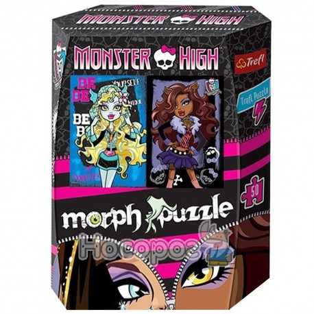 35302 / 50 Морф - Джулия Клео, Клавдия и Лагуна \ Mattel, Monster High