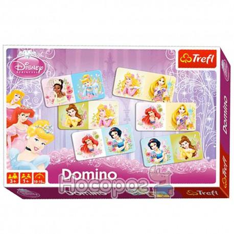 00735 Игра - Домино Принцессы