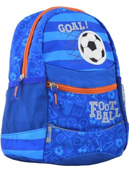Рюкзак детский YES K-20 Football, 29*22*15.5 (555503) [5056137106325]