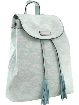 Рюкзак молодёжный YES YW-25, 17*28.5*15, мятный (555874) [5056137119233]