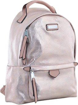 Рюкзак молодёжный YES YW-27, 22*32*12, розовый (555890) [5056137106486]