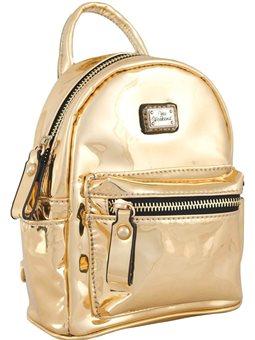 Сумка - рюкзак Mirorr gold, 17*20*8 (553188) [5060487835880]