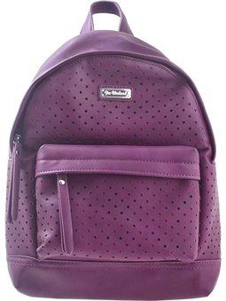 Сумка-рюкзак YES, баклажан, 23.5*33*11см (553251) [5009075532510]