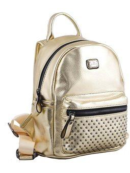 Сумка-рюкзак YES, золотой, 19.5*25*11см (553239) [5009075532398]
