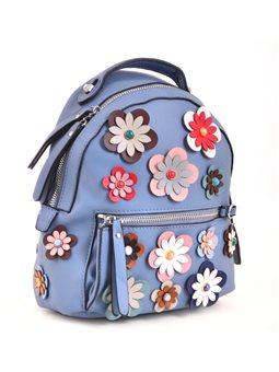 Сумка-рюкзак YES, синий (554424) [5056137103423]