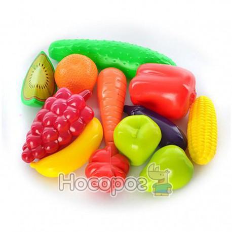 Набір Фрукти-овочі - 12предметів 351