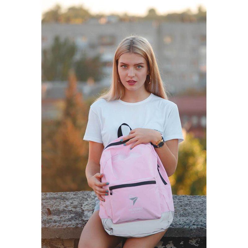 """Фото Рюкзак городской YES CITYPACK T-66 """" Pink"""" (557462) [5056137148448]"""