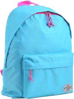 Рюкзак молодежный Smart ST-29 Aqua, 37*28*11 (555384) [5056137125920]