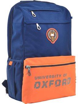Рюкзак молодежный YES OX 282, 45*30.5*15, темно-синий (555782) [5056137123025]