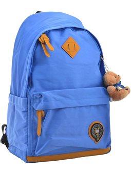 Рюкзак молодежный YES OX 404, 47*30.5*16.5, голубой (555683) [5056137122899]