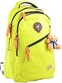 Рюкзак молодежный YES OX 405, 47*31*12.5, желтый (555685) [5056137122905]
