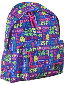 Рюкзак молодежный YES ST-17 Crazy DFF, 42*32*12 (554982) [5056137123100]