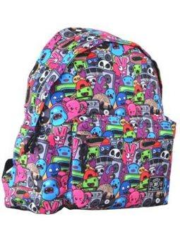 Рюкзак молодежный YES ST-17 Crazy muzic, 42*32*12 (554996) [5056137123179]
