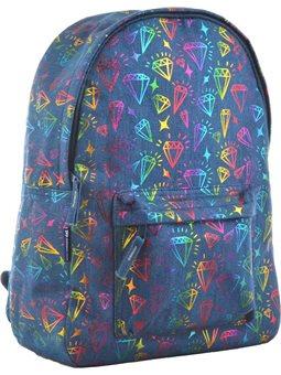 Рюкзак молодежный YES ST-18 Jeans Diamond, 41*30*13.5 (555415) [5056137123629]