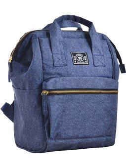 Рюкзак молодежный YES ST-19 Jeans, 33*23*15 (555498) [5056137123643]