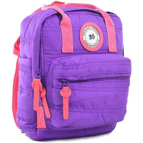 Рюкзак молодежный YES ST-27 Mountain lavender, 29*23*10 (555772) [5056137124022]