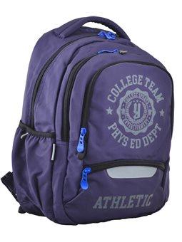 Рюкзак молодежный YES T-54 Athletic, 43*32*14 (554914) [5056137121632]