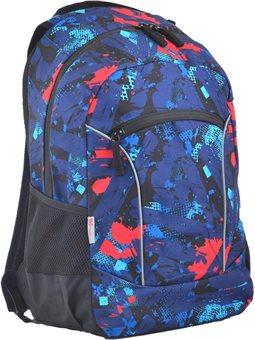 Рюкзак молодежный YES Т-39 Spill, 48*30*17 (554840) [5056137121366]