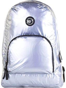 "Рюкзак молодежный YES DY-15 ""Ultra light"" серый металик (558437) [5056137179817]"