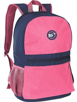 "Рюкзак молодежный YES R-09 ""Сompact Reflective"" синий/розовый (558501) [2000558501002]"