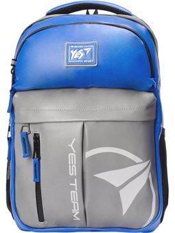 "Рюкзак молодежный YES T-32 ""Citypack ULTRA"" синий/серый (558412) [5056137179367]"