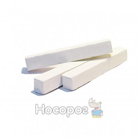 Мел белый Олли 100 шт., квадратный