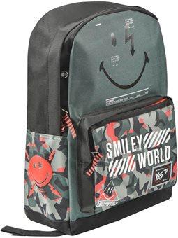 """Рюкзак молодежный YES T-67 """"Smiley World"""" Military boy (558282) [5056137179312]"""