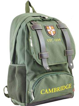 Рюкзак подростковый YES CA 080, зеленый, 31*47*17 (554025) [5060487835576]