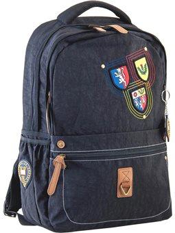 Рюкзак подростковый YES OX 194, черный, 28.5*44.5*13.5 (553996) [5060487834968]