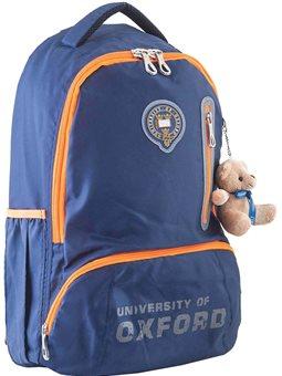 Рюкзак подростковый YES OX 280, синий, 29*45.5*18 (554080) [5060487835026]