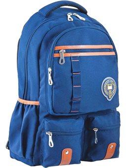 Рюкзак подростковый YES OX 292, синий, 30*47*14.5 (553993) [5060487835125]