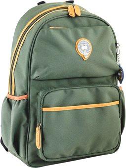 Рюкзак подростковый YES OX 321, зеленый, 28.5*44.5*13 (554016) [5060487835248]