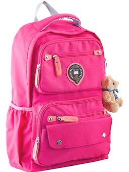 Рюкзак подростковый YES OX 323, розовый, 29*46*13 (554087) [5060487835293]